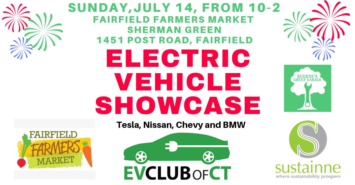 EV Showcase July 2019