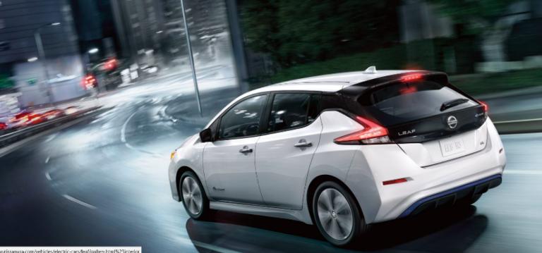 Nissan Leaf, Nissan Leaf Discounts for CT residents