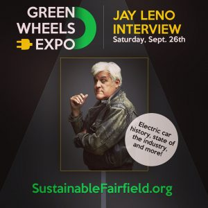 Interview with Jay Leno about electric vehicles