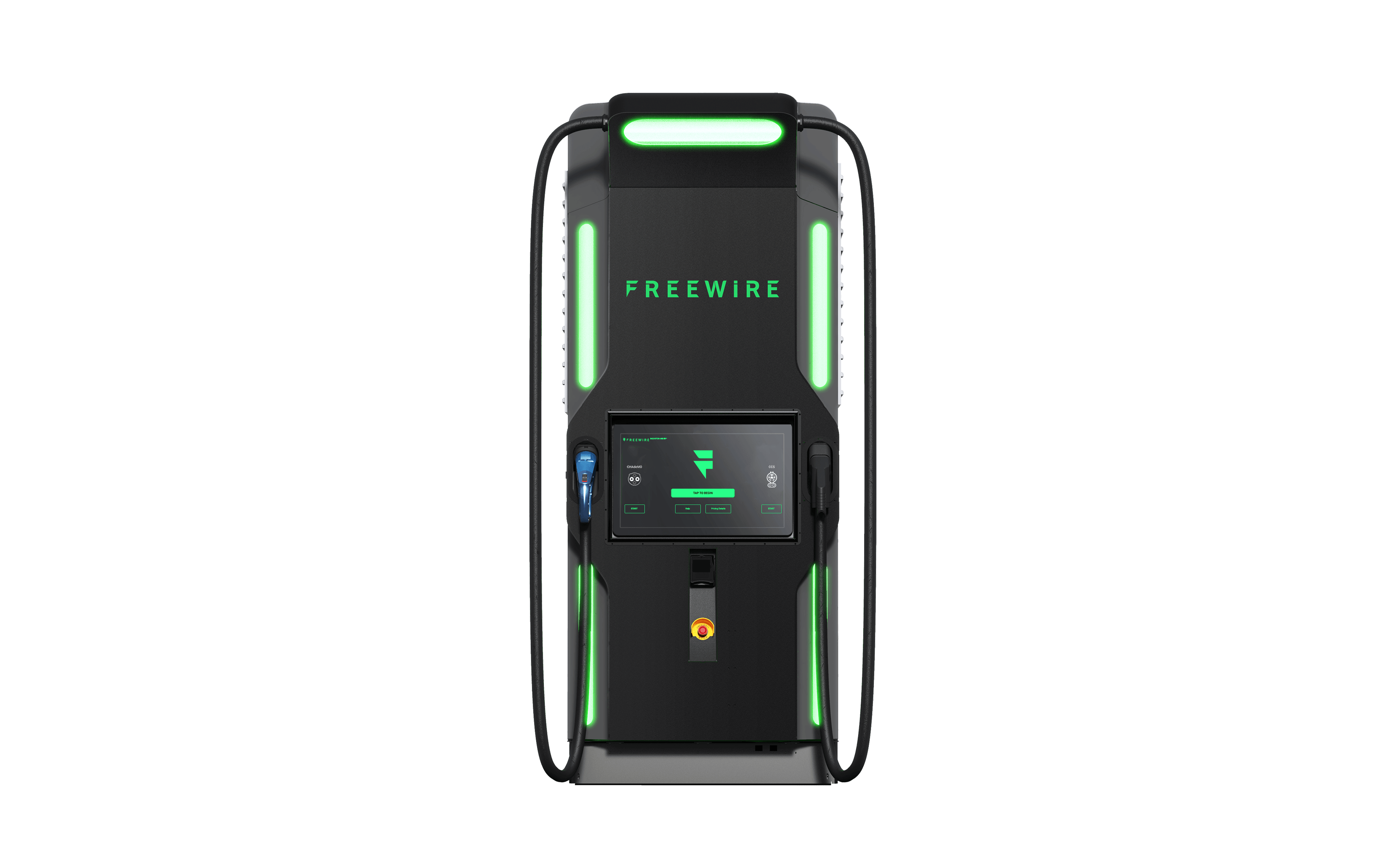 FreeWire Boost EV Charger