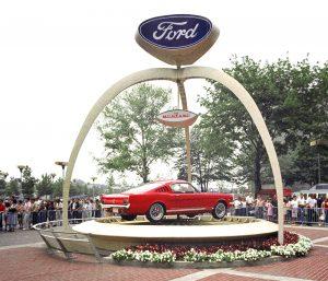 Original Ford Mustang