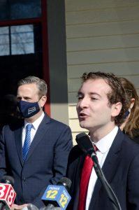 Senator Haskell, Senator Duff