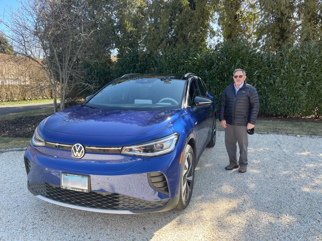 Marshall Breines Volkswagen ID.4