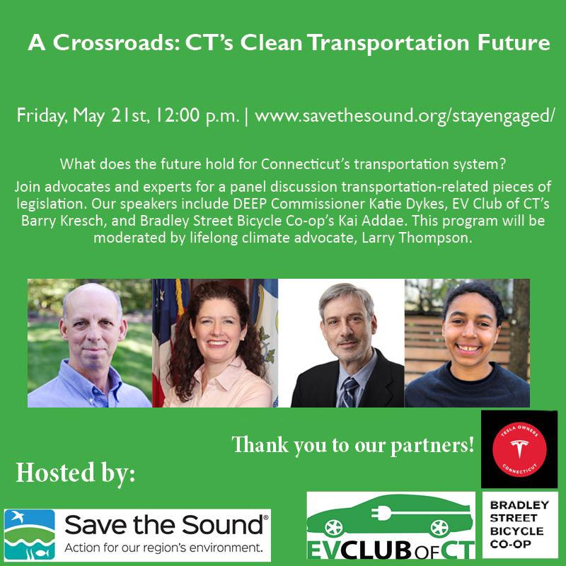 Clean Transportation Future panel discussion