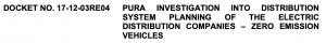PURA EV Rate Design