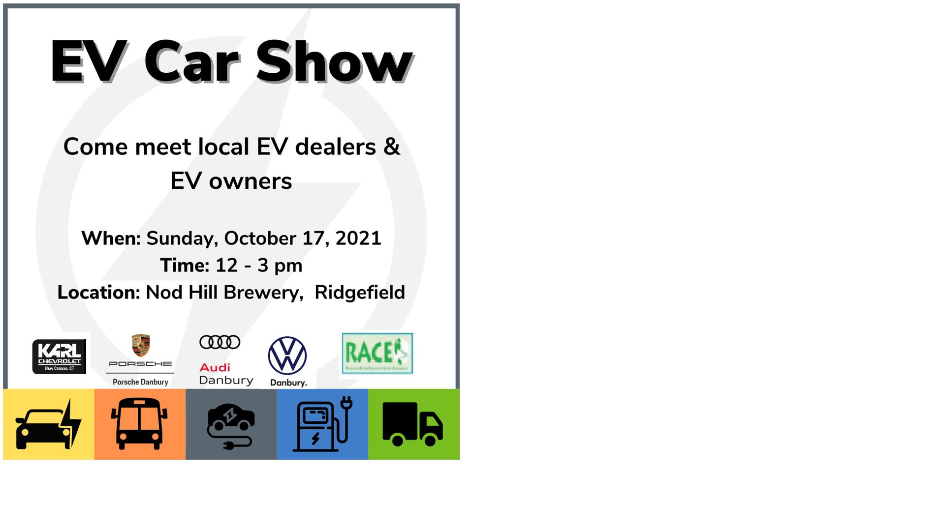 Ridgefield EV Showcase